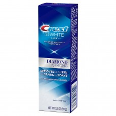 Crest 3D White Luxe Diamond Strong Brilliant Mint Toothpaste 3.5 oz / 99 g