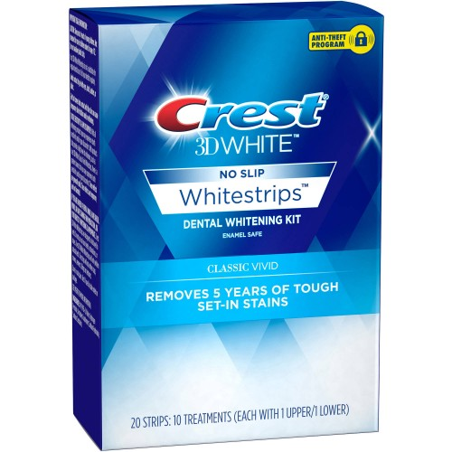 history of crest whitestrips History crest was introduced in the united states as fluoristan in 1954 toothbrushes, mouthwash, dental floss, and a tooth-whitening product called crest whitestrips examples of toothpastes include crest pro health, crest 3d white, crest tartar protection.