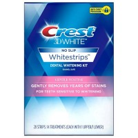 Crest 3D White Whitestrips Gentle Routine (14 Treatments / 28 Strips)