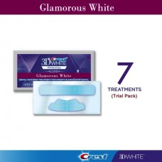 Crest 3D White Luxe Glamorous White Whitestrips (7 Treatments / 14 Strips)
