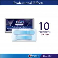 Crest 3D White Luxe Professional Effects Whitestrips (10 Treatments / 20 Strips)