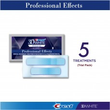 Crest 3D White Luxe Professional Effects Whitestrips (5 Treatments / 10 Strips)