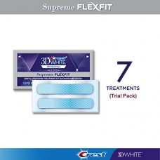 Crest 3D White Luxe Supreme Flexfit Whitestrips (7 Treatments / 14 Strips)